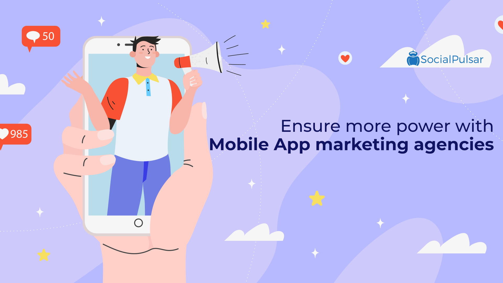 Ensure More Power with Mobile App Marketing Agencies
