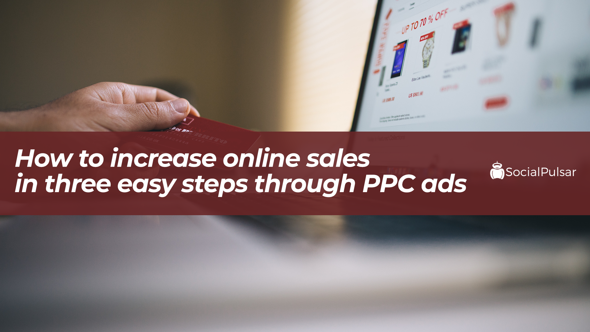 Increase Online Sales Through PPC Ads