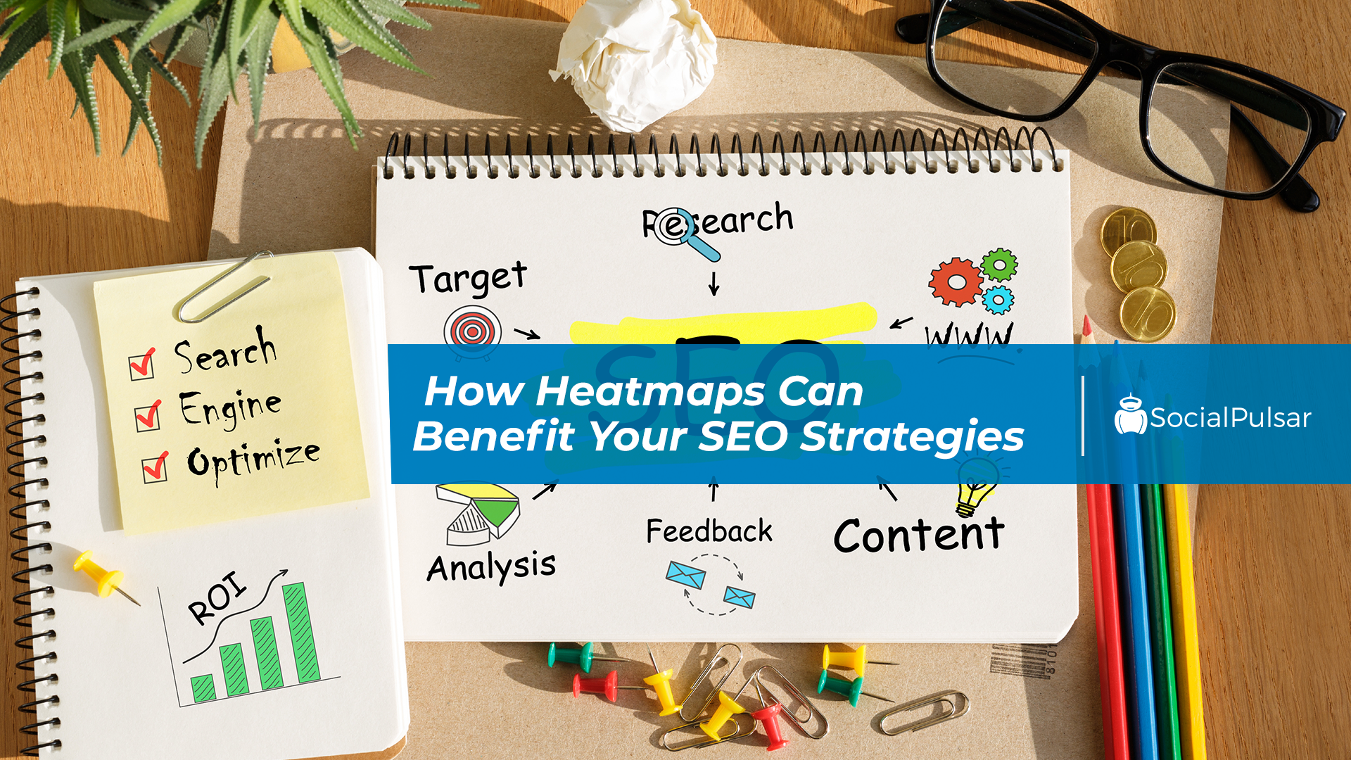 How Heatmaps Can Benefit Your SEO Strategies?